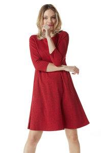 Sommer-Kleid aus edelster Pima-Baumwolle aus Peru - Apu Kuntur
