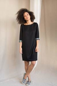 Kleid Alhambra Black - KOKOworld