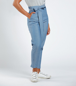 Hose RITIKA denim blau - [eyd] humanitarian clothing