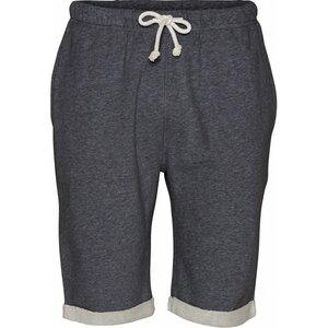 Melange Sweat Shorts GOTS/Vegan - KnowledgeCotton Apparel