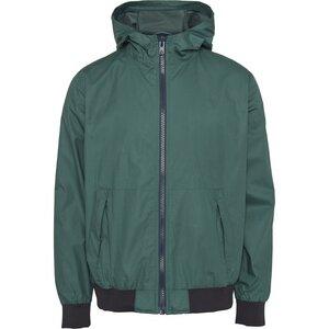Sporty Look Hood Jacket GOTS/Vegan - KnowledgeCotton Apparel