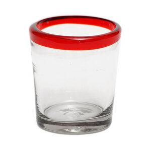 Trinkglas TRAPEZ aus Recyclingglas, mundgeblasen - GLOBO
