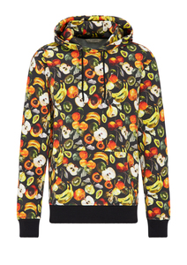 Kapuzenpullover Casual #FRUITS - recolution