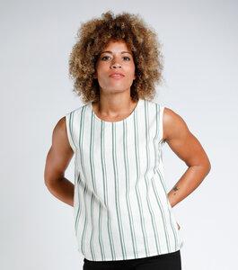 Top KIRANA gestreift - [eyd] humanitarian clothing