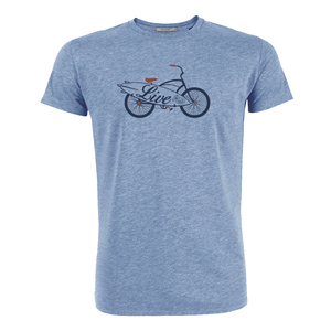 T-Shirt - Guide - Bike Live - GreenBomb