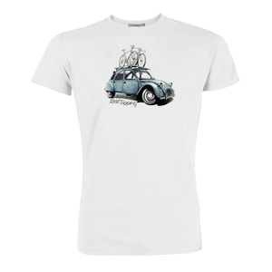 Bike road Tripping - Guide - T-Shirt - GreenBomb