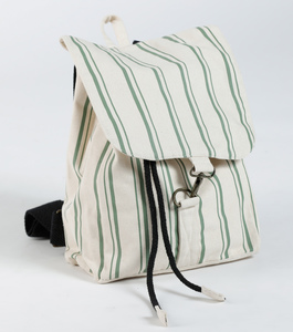 Rucksack Traveller gestreift - [eyd] humanitarian clothing