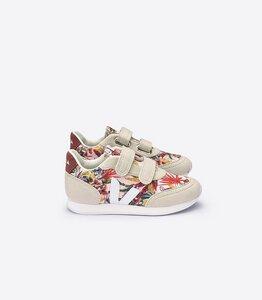 Sneaker Kinder - ARCADE KIDS B-MESH - YUCCA WHITE DRIED PETAL - Veja