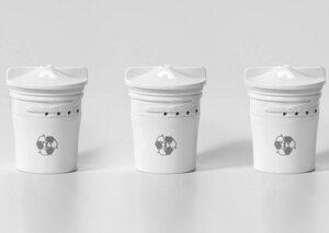 TAPP 2 - 3 biologisch abbaubare Ersatzkartuschen - TAPP Water