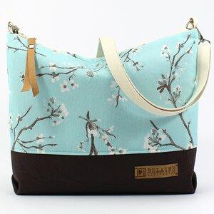 Handtasche mit Pinatex - verschiedene Farben und Muster - Belaine Manufaktur