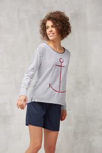 Longsleeve Casual #ANKER - recolution