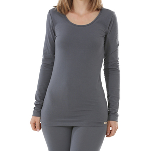 Damen Shirt Langarm - comazo earth