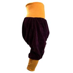 Yogahose Pumphose liebewicht Bio Nicki verschiedene Farben nach Wahl - liebewicht