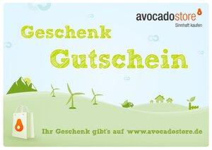 Gutschein - Wert frei wählbar - Avocado Store