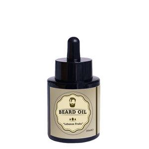 Beard Oil BIO Bart- und Schnurrbartöl Lebanon Fruits - EnergyBalance