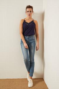 High-Waist Jeans aus Bio-Baumwolle GOTS  - LANIUS