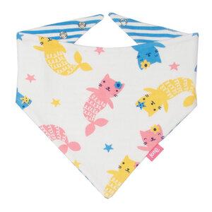 Dreiecktuch für Babys Meerkätzchen - Kite Clothing