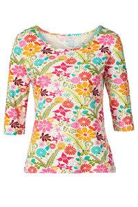 Shirt 'Runa' bedruckt, multi - Himalaya