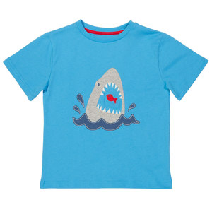 Kinder T-Shirt Shark  - Kite Clothing