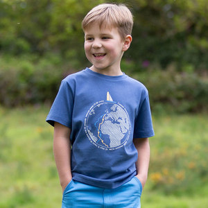 Kinder T-Shirt Sailor  - Kite Clothing