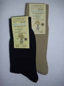 Comfort Socke, Venen Socke, ver.Farben 52162 - grödo