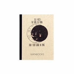 Notizbuch Dahara - 'Your Hands in Mine' - Matabooks