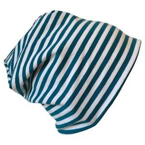 "Mütze ""Line"" weiß geringelt - bingabonga®"