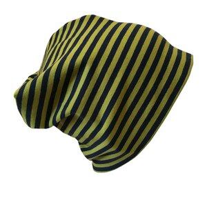 Mütze 'Line' marine geringelt - bingabonga®
