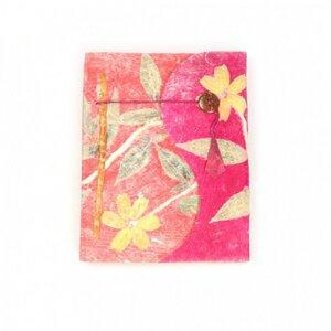 Notitzbuch Blüten - Just Be