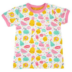 Bio T-Shirt 'Summer' - Sternchenwolke
