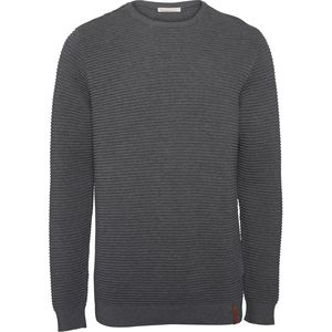 Strickpullover - Wave O-Neck Knit - KnowledgeCotton Apparel
