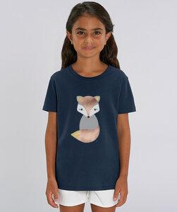 T-Shirt mit Motiv / Fox - Kultgut