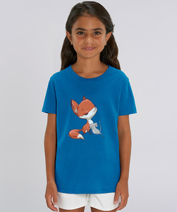 T-Shirt mit Motiv / FUCHSUNDMAUS - Kultgut