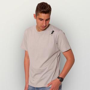 """Ameisen"" Männer T-Shirt  - HANDGEDRUCKT"