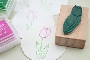 STEMPEL, Frühlingsblumen verschiedene Motive - STUDIO KARAMELO