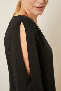 Kleid aus Tencel - LANIUS