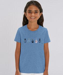 T-Shirt mit Motiv / Ananas - Kultgut