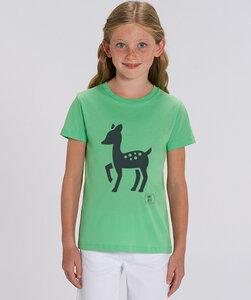 T-Shirt Mädchen mit Motiv / Bambino - Kultgut