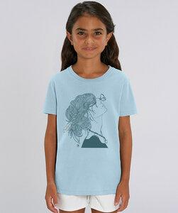 T-Shirt Mädchen mit Motiv / Feeling Summer - Kultgut