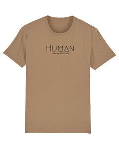 """Bio Herren Sommer T-Shirt mit Rundhalsausschnitt """"Maestro - Human"""" - Human Family"""