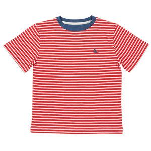 Kinder T-Shirt Stripy Sailor - Kite Clothing