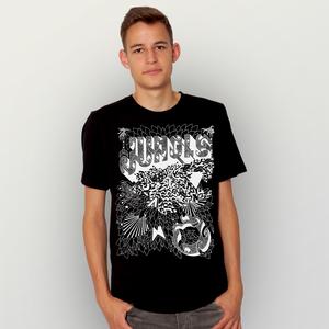 """""""Jungle"""" Männer T-Shirt  - HANDGEDRUCKT"""