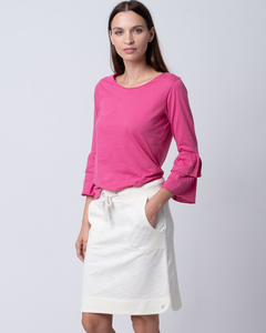 Lightsweat Skirt - Baumwoll Rock - Alma & Lovis