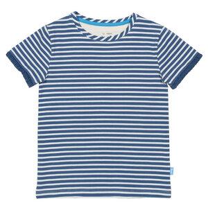 Kinder T-Shirt Stripy  - Kite Clothing