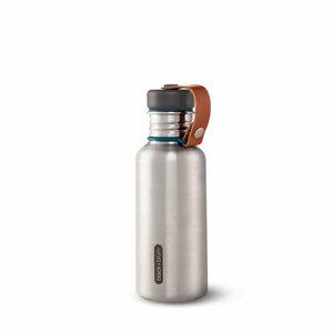 Trinkflasche aus Edelstahl 0,5 Liter - Black + Blum