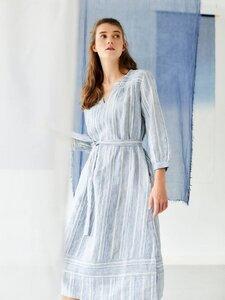 Kleid – Luis Dress – Mehrfarbig - Thought | Braintree