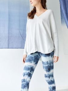 Leggings - Ingryd Leggings - Blau - Thought | Braintree