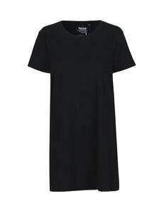 Damen T-Shirt von Neutral Bio Baumwolle Lang Lounge Shirt - Neutral