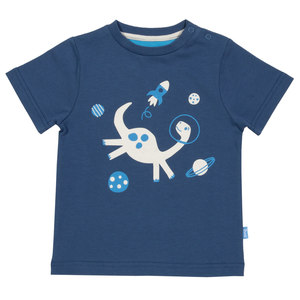 Baby / Kinder T-Shirt Space-Dino - Kite Clothing