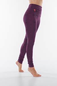Yoga Leggings Electra - Urban Goddess
